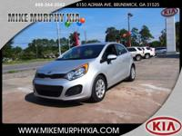 This Bright Silver 2015 Kia Rio5 LX might be just the 5