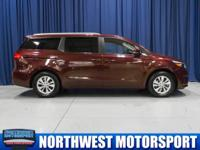 Minivan with Backup Camera!  Options:  Rear Wiper|Rear