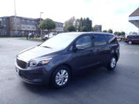 This 2015 Kia Sedona LX is a great option for folks