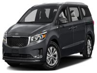 Options:  2015 Kia Sedona Lx|This 2015 Kia Sedona 4Dr