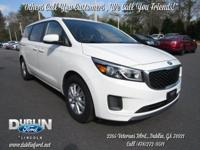 2015 Kia Sedona LX  *BLUETOOTH MP3*, *CLEAN CARFAX*,