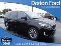 Come into Dorian Ford and check out this low miles 2015