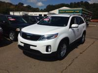 Take command of the road in the 2015 Kia Sorento! It