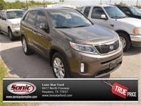 2015 Kia Sorento EX SUV features hands free phone