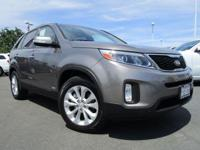 One Owner & Low Miles 2015 Kia Sorento EX! Passenger