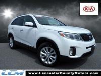 Sorento EX, *NEW OIL AND FILTER CHANGE*, and