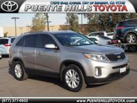 *ONE AT THIS PRICE*. Sorento EX. One owner wonder!