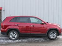 2015 Kia Sorento Remington Red Metallic LX ***KIA