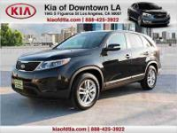 2015 Kia Sorento LX For Sale.Features:Front Wheel
