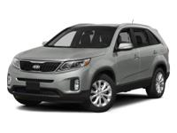 Options:  2015 Kia Sorento Lx Awd|Silver/|V4 2.4 L