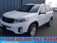 This 2015 Kia Sorento LX is proudly offered by Hertrich