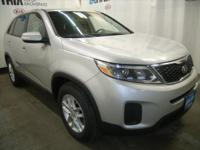 CARFAX 1-Owner, Kia Certified, ONLY 28,828 Miles! EPA