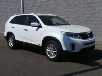 Oh yeah! Gasoline!   This 2015 Sorento is for Kia