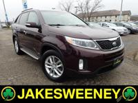 You'll love our One Owner 2015 Sorento LX AWD. Powering