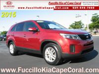 Looking for a clean, well-cared for 2015 Kia Sorento?
