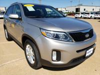 Metal Bronze 2015 Kia Sorento LX FWD 6-Speed Automatic