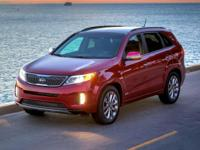 2015 Kia Sorento LX Awards:   * JD Power Initial