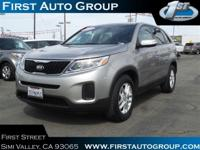 Certified Vehicle! New Arrival! CarFax 1-Owner, This