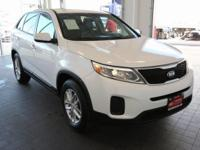 Options:  2015 Kia Sorento