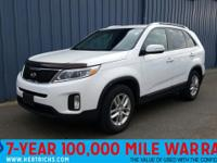 This 2015 Kia Sorento LX is offered to you for sale by