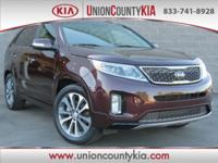Certified. Kia CERTIFIED Pre-Owned, Leather, Navigation