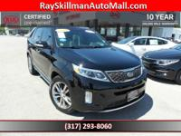 SX Limited trim. FUEL EFFICIENT 24 MPG Hwy/18 MPG City!