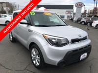 Check out this 2015 Kia Soul +. Its Automatic