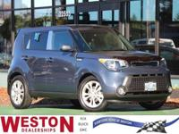 2015 Kia Soul Plus Blue Fresh Oil Change, No Accident