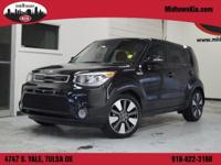 This outstanding example of a 2015 Kia Soul ! is