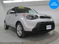 New In Stock! This gas-saving 2015 Kia Soul will get