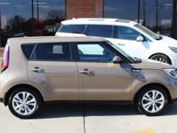 ONE OWNER ! And REMAINING FACTORY WARRANTY !!. Kia