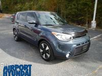 Outstanding design defines the 2015 Kia Soul! A