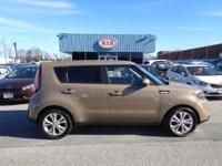 2015 Latte Brown Kia Soul Plus USB Charging Port,