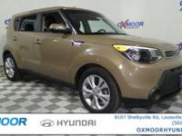 Kia Soul Plus Clean Carfax - 1 Owner, ALLOY WHEELS, ABS
