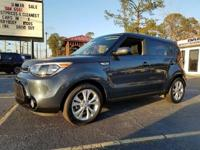 Options:  2015 Kia Soul + 4Dr Wagon|Shadow Black|Front