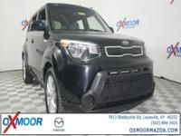 Just Reduced! 2015 Kia Soul + 6 Speakers, ABS brakes,