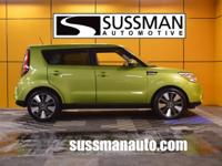 Options:  2015 Kia Soul ! Fwd|Marty Sussman Kia Is