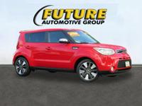 Look at this 2015 Kia Soul !. Its Automatic