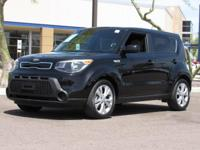 Recent Arrival! Clean CARFAX. 2015 Kia Soul + FWD