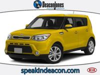 FUEL EFFICIENT 31 MPG Hwy/23 MPG City! + trim. ONLY
