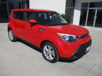 *CarFax 1-Owner* *LOW MILES* *This 2015 Kia Soul +