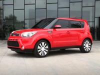WOW!!! Check out this. 2015 Kia Soul Plus Silver I4