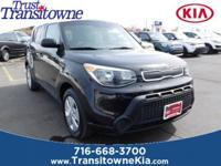 New Price! This 2015 Kia Soul in Shadow Black features: