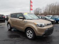 This 2015 Kia Soul is a real winner with features like