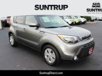 New Price! Clean Vehicle History, Local Trade, KIA