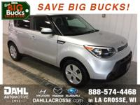 Recent Arrival! 2015 Kia Soul CARFAX One-Owner. Clean
