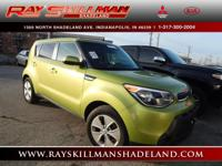 Kia Certified, Excellent Condition, GREAT MILES 25,886!