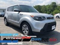 This Kia Soul is Certified Preowned! This 2015 Kia Soul
