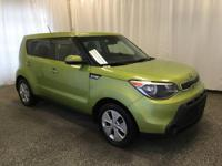 This 2015 Kia Soul was just traded in. This vehicle is