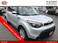 Come see this 2015 Kia Soul Base. Its Automatic